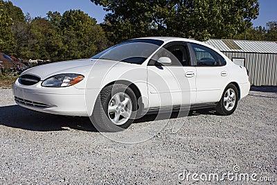 2007 Ford Taurus Four Door Sedan Flex Fuel