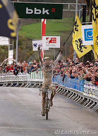 2008-2009 Cyclocross World Cup Editorial Image
