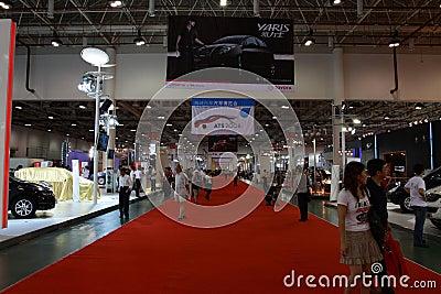 2008 auto expo Editorial Photo