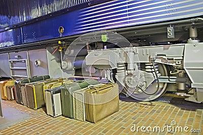 2008 bagażu