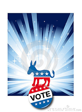 2008 President Election Editorial Stock Image