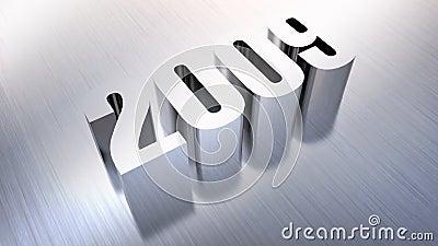 2009 3D image.