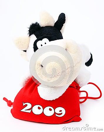 2009 bag cow