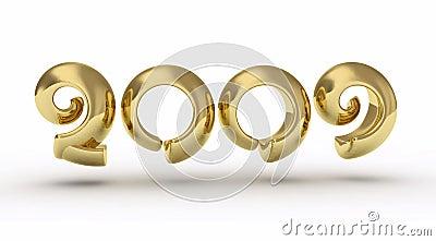 2009 golden number