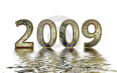 2009 golden reflexion