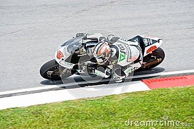 2009 MotoGP 250cc Class - Hiroshi Aoyama Editorial Photography