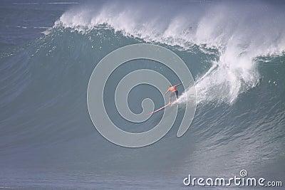 2009 Quicksilver Eddie Aikau Big Wave Event Editorial Photo