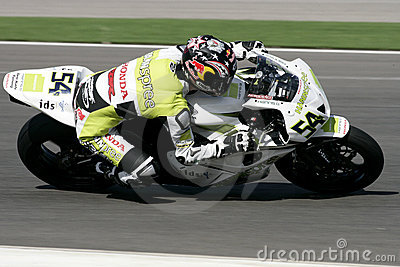 2009 superbikes Obraz Editorial