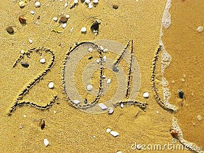 2010个海滩末端