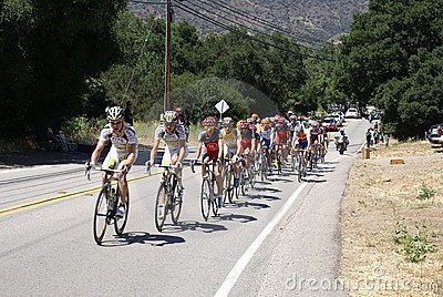 2010 AMGEN Tour of California Editorial Stock Image