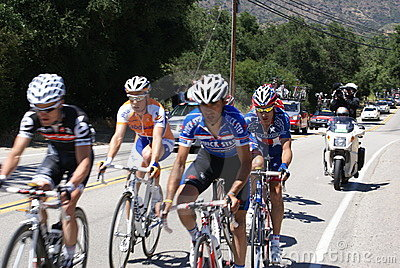 2010 AMGEN Tour of California Editorial Image