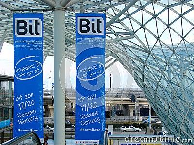 2010 BIT: International Tourism Exchange Editorial Image