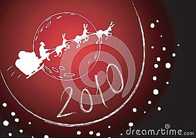 2010 Christmas greeting card