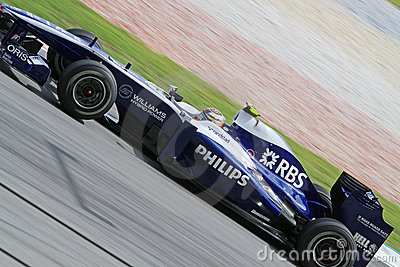 2010 Formula 1 - Malaysian Grand Prix 22 Editorial Stock Photo