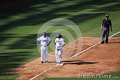 2010 MLB Taiwan Games Editorial Photo