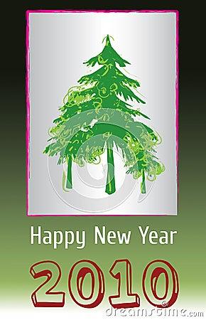 2010 New Year Greeting