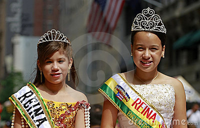 2010 Puerto Rican Day Parade Editorial Photo
