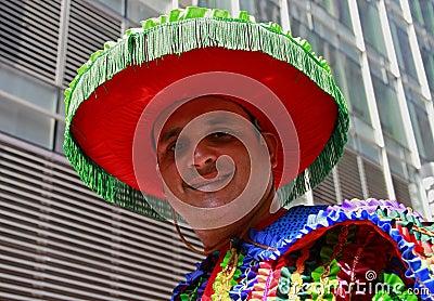 2010 Puerto Rican Day Parade Editorial Image