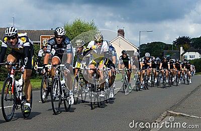 2010 Tour of Britain Editorial Stock Photo