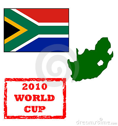2010 World Cup Editorial Stock Image