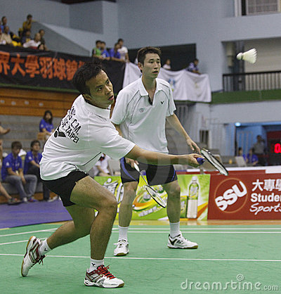 2010 WUC Badminton Championship Editorial Photo