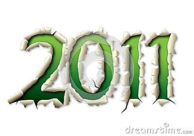 το 2011 ξεσπά