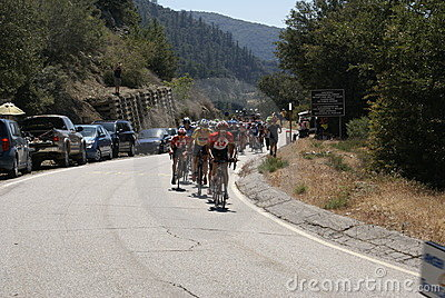 2011 Amgen Tour of California Editorial Image