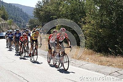 2011 Amgen Tour of California Editorial Image
