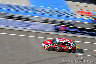 2011 China touring car championship Editorial Stock Photo