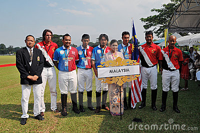 2011 FIP POLO WORLD CUP Editorial Photography