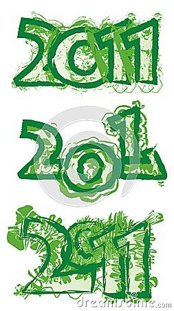2011 green logo