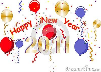 2011 Happy New Years