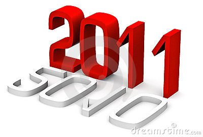 2011 The New Year