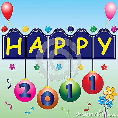 2011 new year greetings