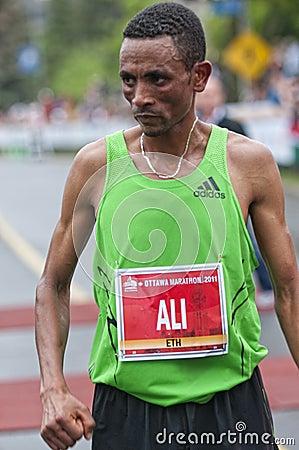 2011 Ottawa Marathon Editorial Photo