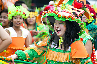 2011 parady chingay zapowiedź Zdjęcie Stock Editorial