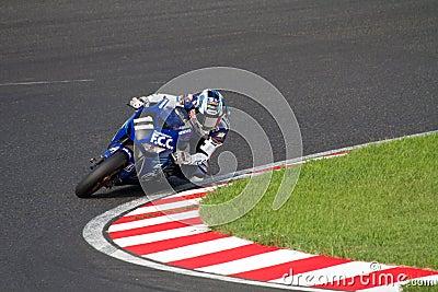 2011 Suzuka 8hours World Endurance Championship Editorial Stock Image