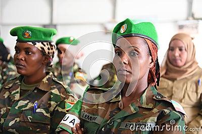 2012_12_12_amisom_female_peacekeepers' Conference-13 Free Public Domain Cc0 Image