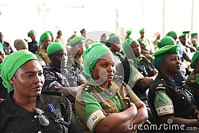 2012_12_12_amisom_female_peacekeepers' Conference-2 Free Public Domain Cc0 Image