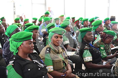 2012_12_12_amisom_female_peacekeepers' Conference-5 Free Public Domain Cc0 Image