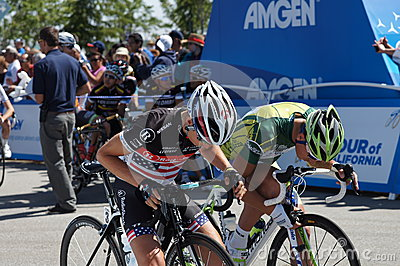 2012 Amgen Tour of California Editorial Image