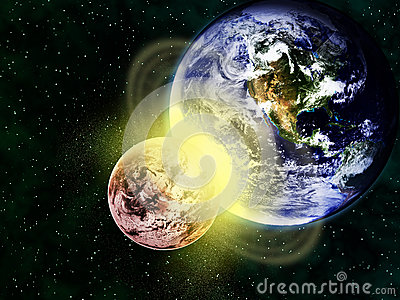 2012 apocalypse end of world planetary collision