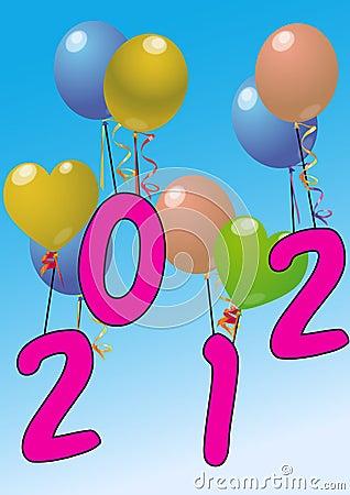 2012 ballon