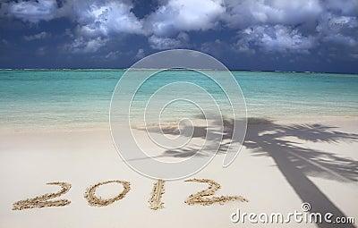 2012 on the beach