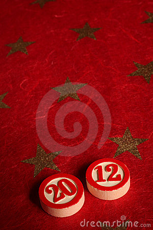 Free 2012 - Bingo Numbers Stock Photos - 21988983