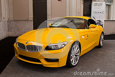 2012 BMW Z4 Editorial Photography