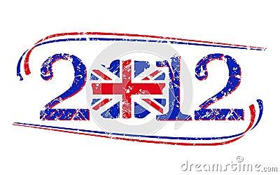 2012 British flag