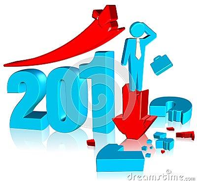 2012 broken chart