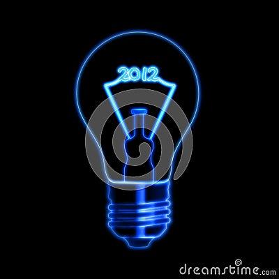 2012 in bulb