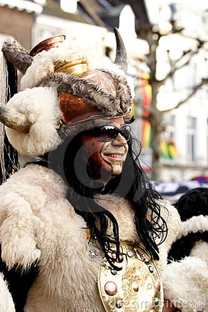 2012 Carnival in Maastricht Editorial Image